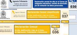 Curso Declaraciones Censales con AEAT