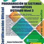 Curso Gratis Programación de Sistemas Informaticos